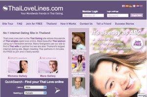 Thai Love Lines dating