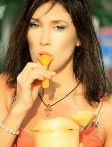 Flot ukrainsk pige som du lære at kende via online dating